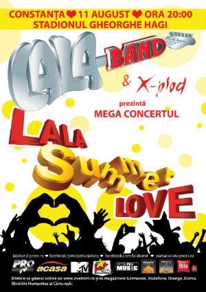 Poster Lala Summer Love Constanta