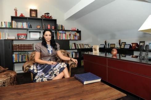 Andreea Marin Banica - sediu fundatie