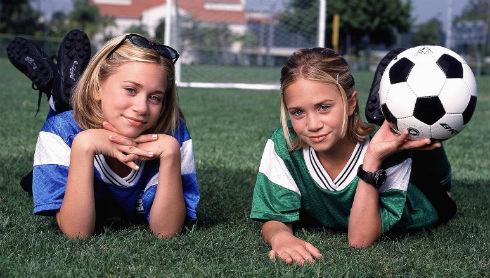 Mary-Kate si Ashley Olsen