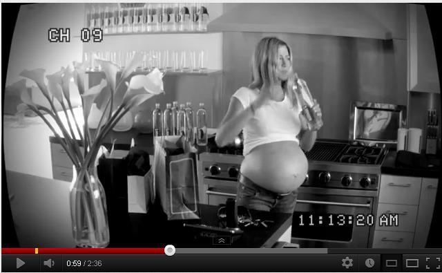Jennifer Aniston insarcinata