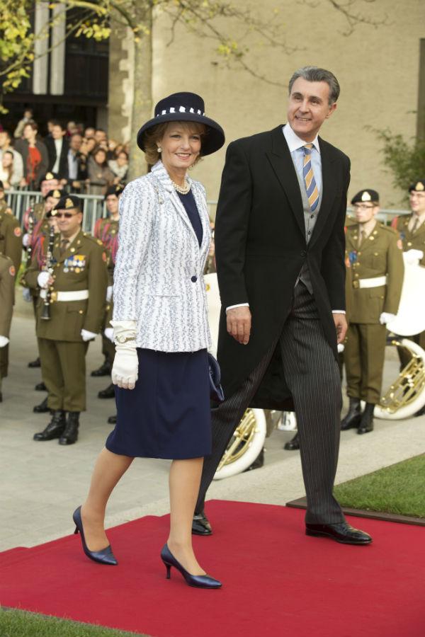 Principesa Margareta si Printul Radu