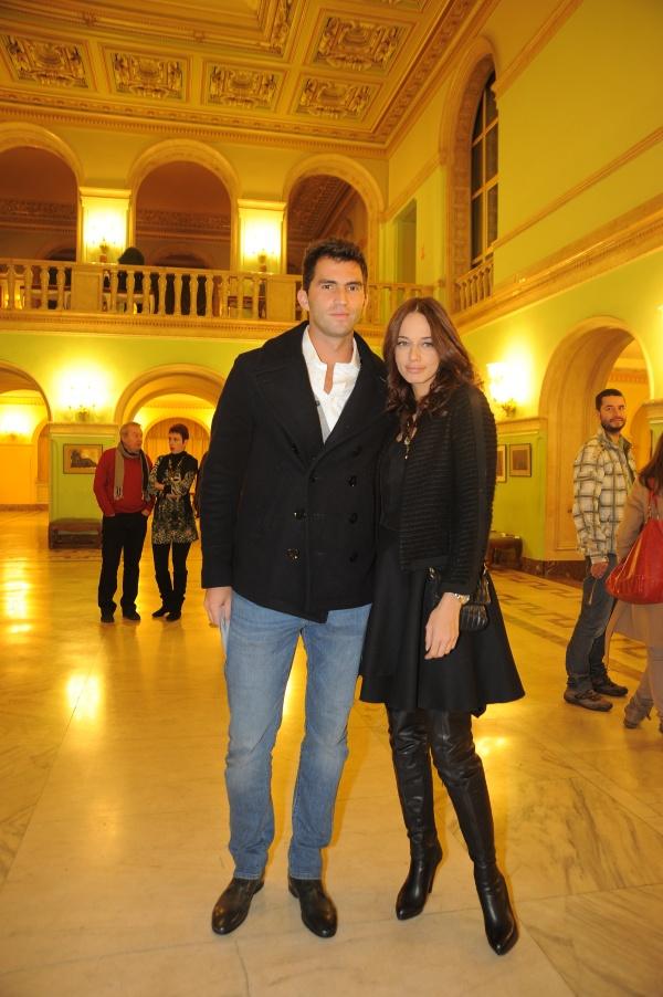 Andreea Raicu si Horia Tecau