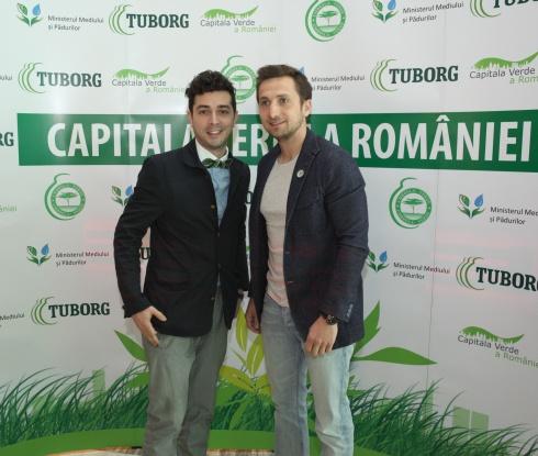 Marius Moga si Dani Otil