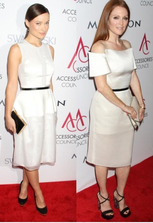 Julianne Moore & Olivia Wilde
