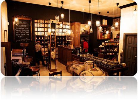 cafenea Camera din fata