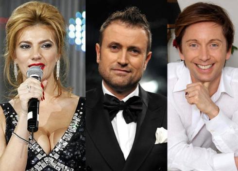 Mihaela Borcea, Catalin, Botezatu, Gianluca Mech
