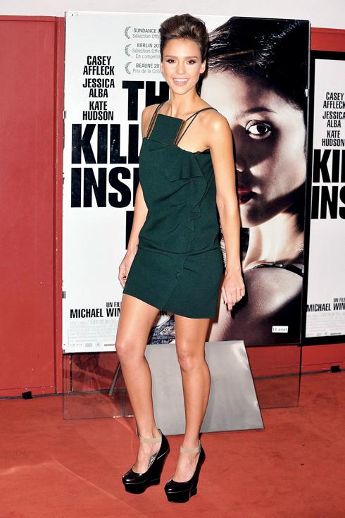 'The Killer Inside Me' Premiere - Paris