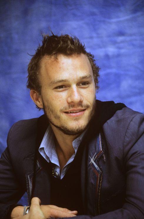 Heath Ledger Portrait Session