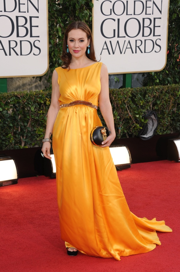 Rochie galbenă