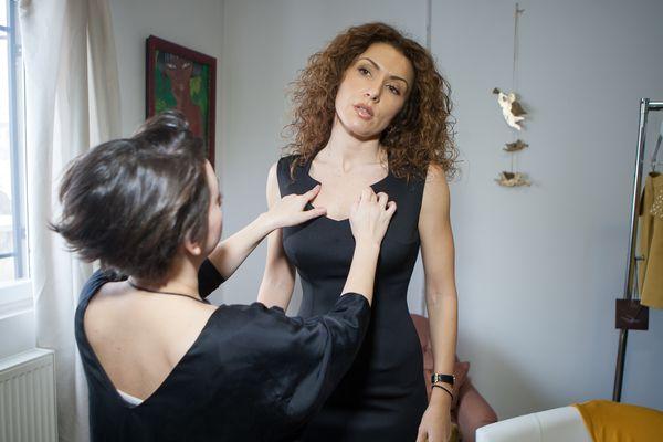 Carmen Bruma si Claudia Castrase