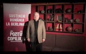 Cristian Topescu - Sustine Romania la Berlinala