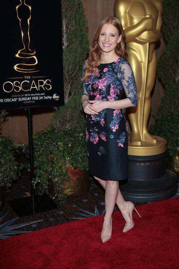 85th Academy Awards Nominees Luncheon, Los Angeles, America - 04 Feb 2013