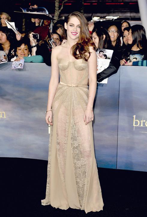 The Twilight Saga: Breaking Dawn Part 2 Los Angeles Premiere