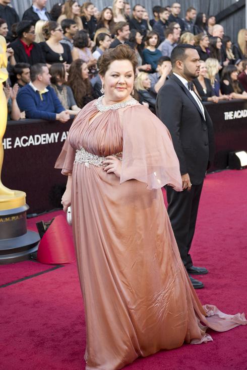 Oscars 2012 - RED CARPET