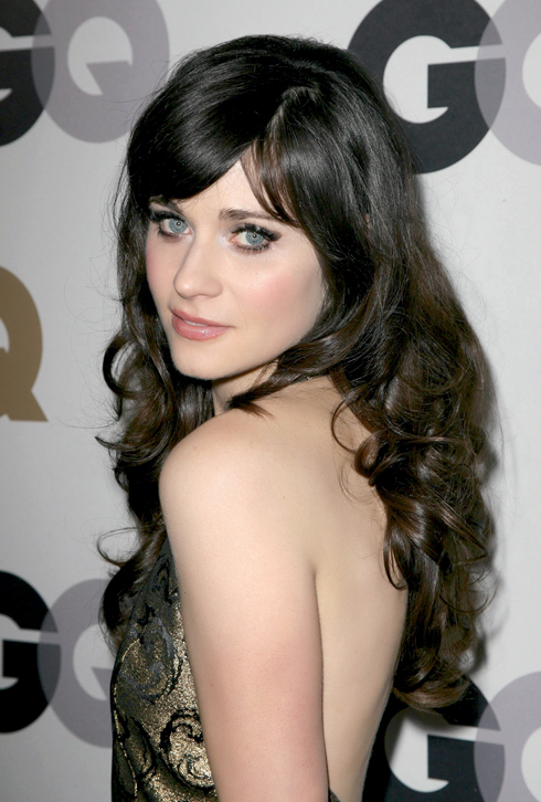 GQ 'Men Of The Year' Party, Los Angeles, America - 17 Nov 2011