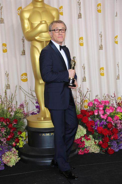 85th Annual Academy Awards Oscars, Press Room, Los Angeles, America - 24 Feb 2013
