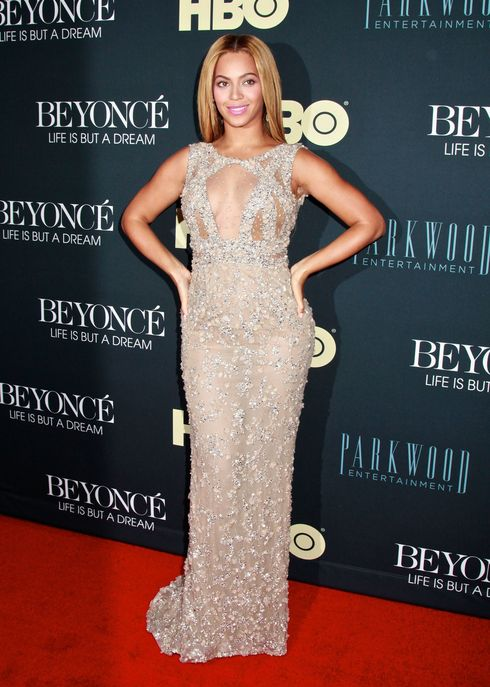 'Beyonce: Life is but a Dream' documentary premiere, New York, America - 12 Feb 2013