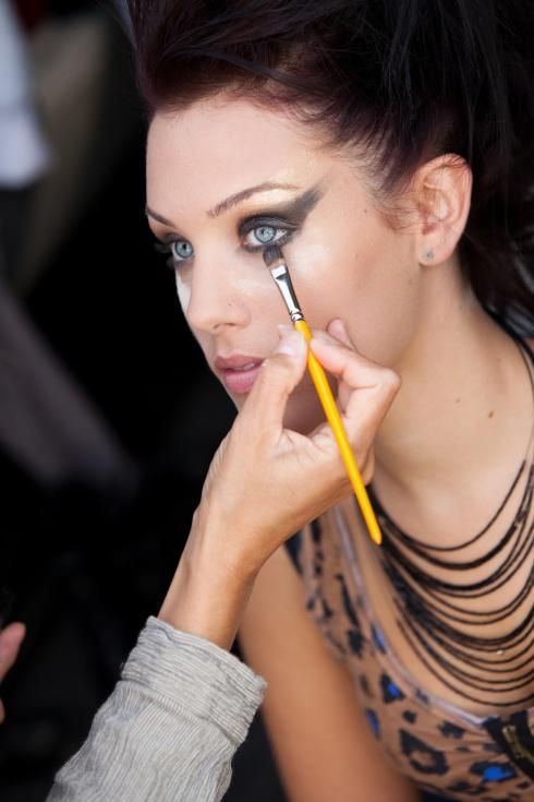 Woman make up   Lucenet Patrice/Oredia