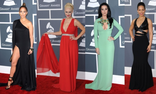 tinute sexy Grammy