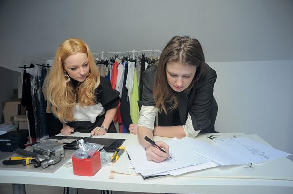 Impreuna cu Andreea Boariu, Asistent stilist