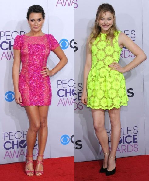 colaj rochii colorate
