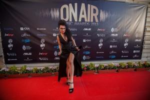 DJ Wanda OnAir Music Awards 2