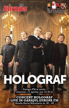 Holograf Garaj Europa FM