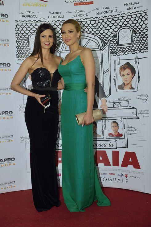 Iulia Parlea si Iulia Vantur