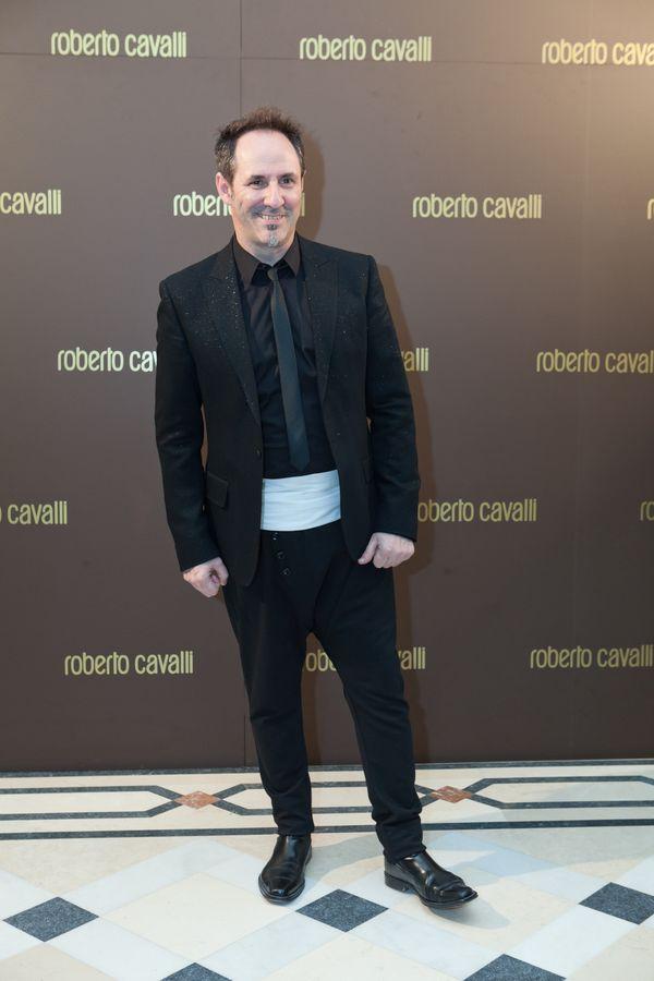 Laurent Tourette Roberto Cavalii Boutique Paula Chirila