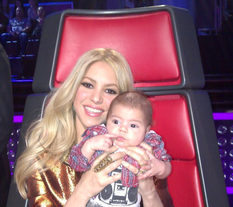 Shakira Milan