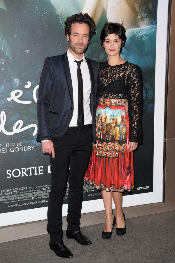 L'Ecume Des Jours Premiere - Paris