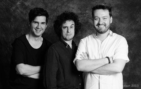Sorin Stratulat, Marius Baragan si Alexandru Abagiu