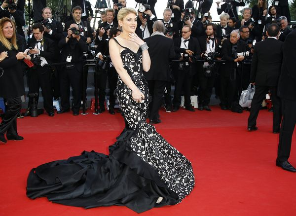 66EME FESTIVAL DE CANNES - RED CARPET 'BLOOD TIES'