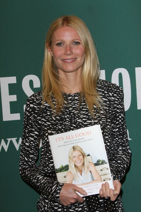 Gwyneth Paltrow 'It's All Good: Delicious, Easy Recipes that Will Make You Look Good and Feel Great' book signing, Los Angeles, America - 03 Apr 2013