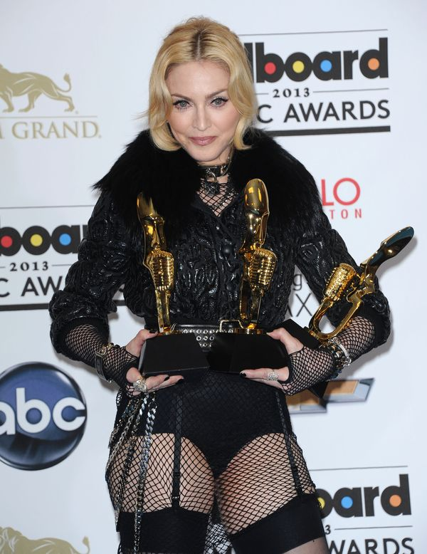 MADONNA @ the 2013 Billboard music awards held @ the MGM Grand.May 19, 2013