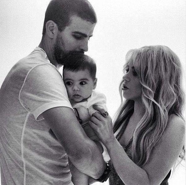 Shakira Pique Milan