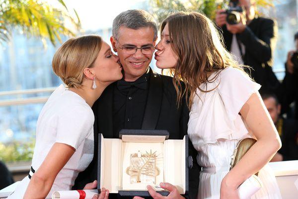 M - Photocall de la remise des palmes lors du 66eme festival du film de Cannes