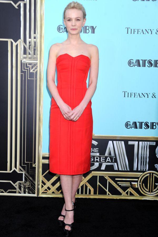 'The Great Gatsby' New York Premiere