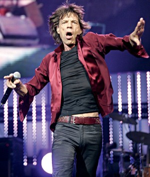 The Rolling Stones perform in Montreal as part of 'The Bigger Bang' Tour 2006