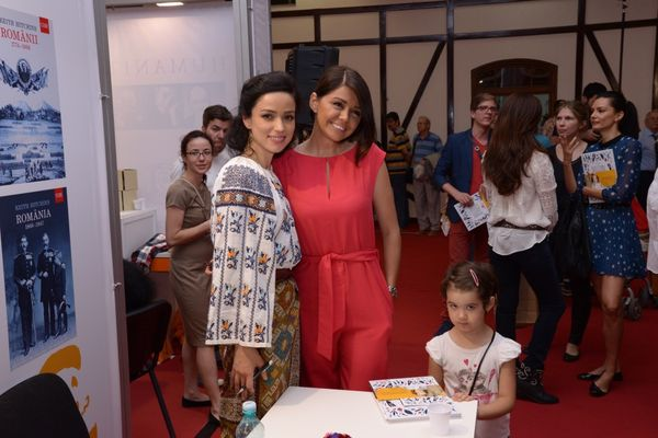 Olivia si Albertina