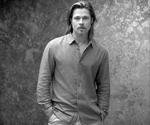 Brad Pitt pentru Chanel Nº 5