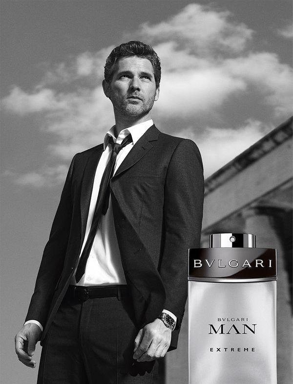 Actorul Eric Bana, imaginea parfumului Bulgari Extreme Man