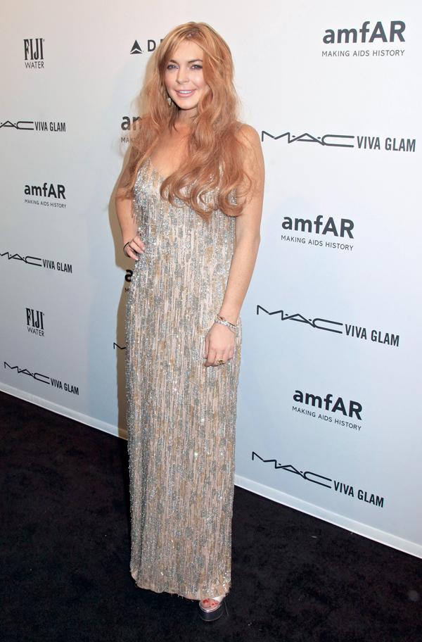 amfAR Benefit Gala, New York, America - 06 Feb 2013