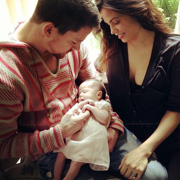 Channimng Tatum fathers day