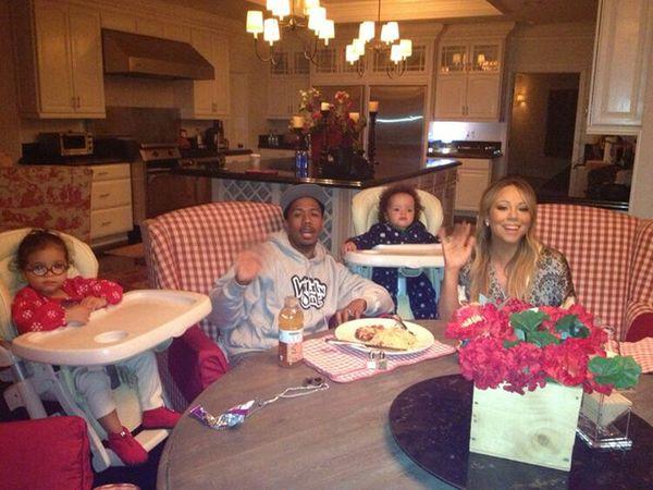 Mariah Carey fathers day