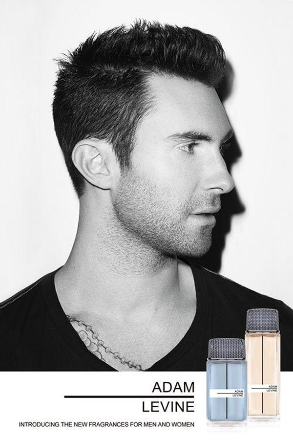 Adam Levine presenta su nueva fragancia 'Adam Levine'