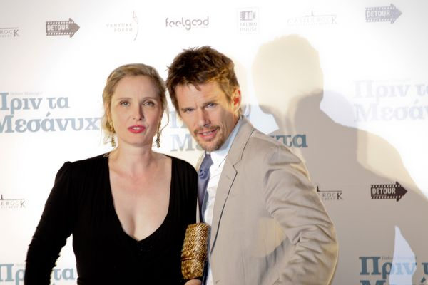 """""""Before Midnight"""" Premiere in Athens"""