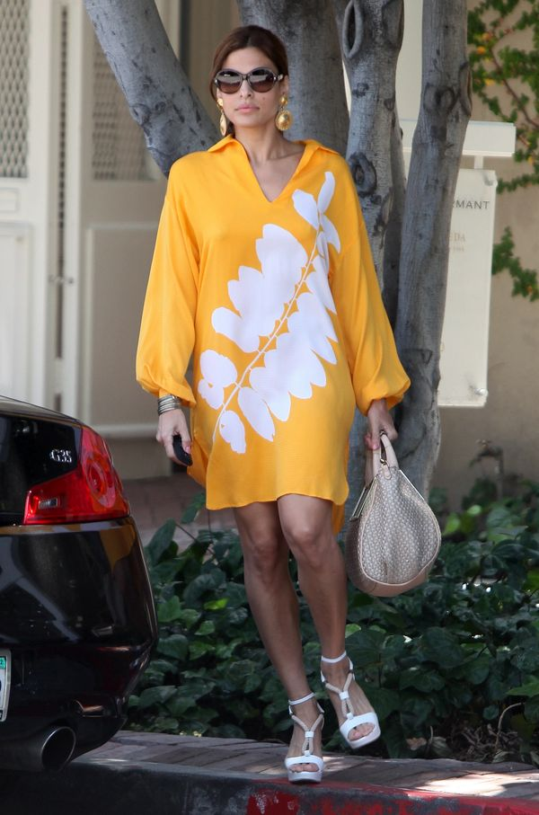 Eva Mendes is going through changes - Part 2