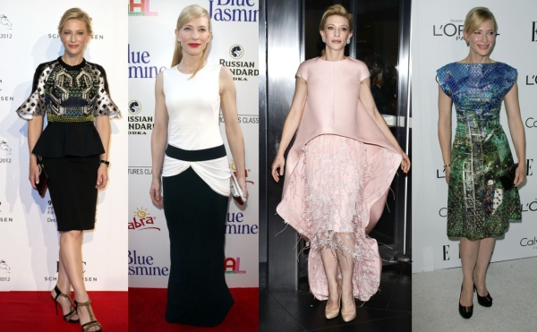 colaj Cate Blanchett