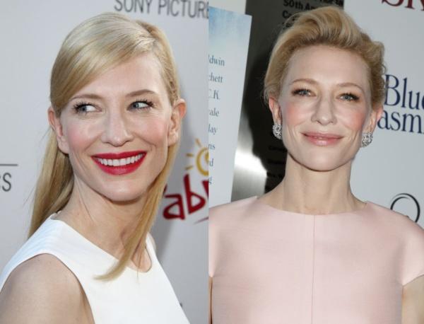 machiaj Cate Blanchett